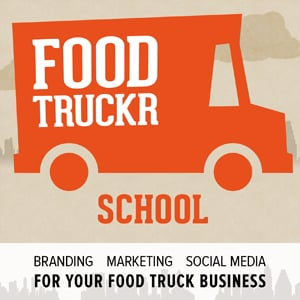 FoodTruckr School Podcast Artwork