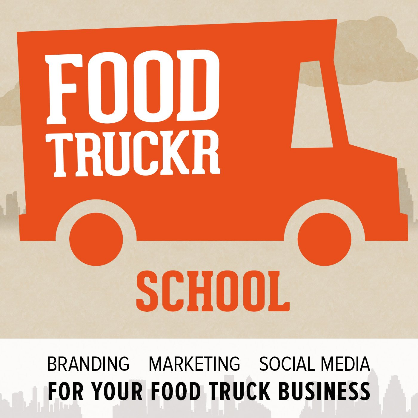 FoodTruckr School – How to Start, Run and Grow a Successful Food Truck Business