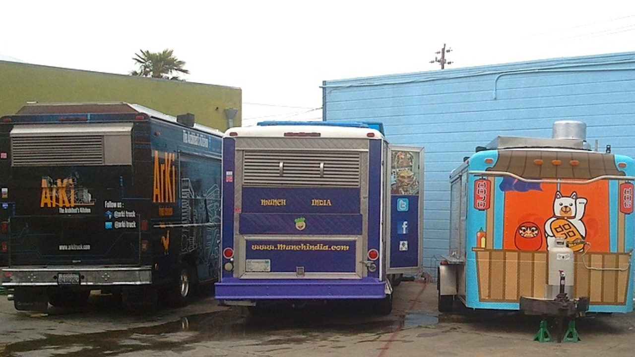 How To Start A Food Truck 15 Choose The Right Truck For Your Business