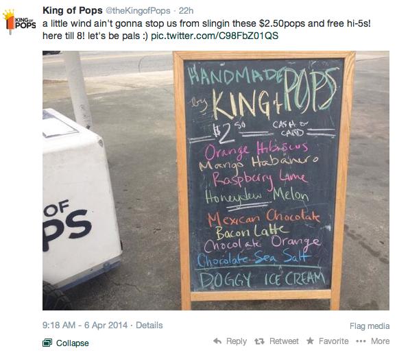 KingOfPopsTwitterUpdate