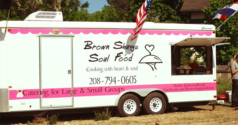 Brown Shuga Soul Food