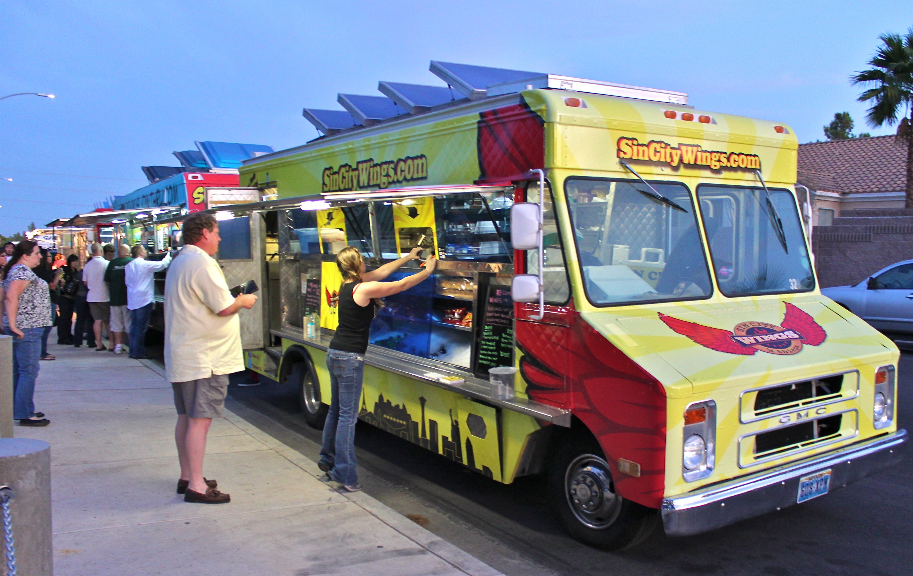 Food truck business plan in india