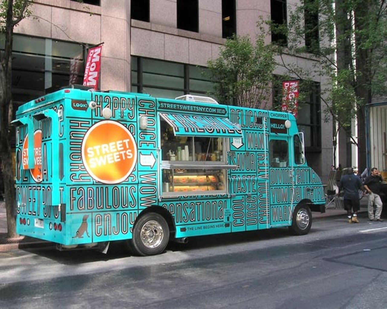 Mobile food trucks the image kid has it for Design food truck online