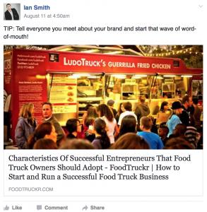 I'm A FoodTruckr