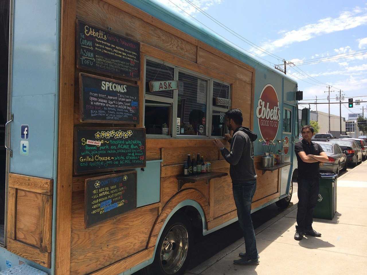 How To Start Up A Food Truck Business In Texas